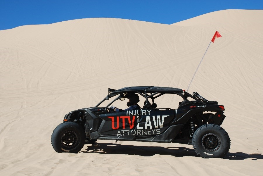 Danger at the Dunes!  How to Keep It Safe and Legal